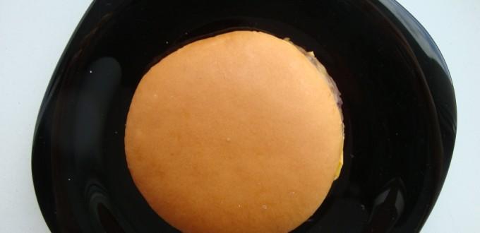 Эксперимент с чизбургером из МакДональдса