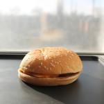 Новый эксперимент с чизбургером. Burger King