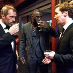 So House, Luther, and Sherlock walked into a bar…