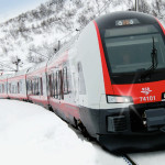 НМТ: поезда