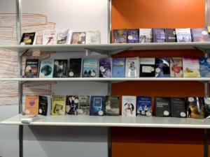 Петербурский книжный салон